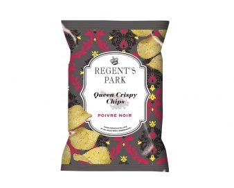 Queen Crispy Chips Poivre