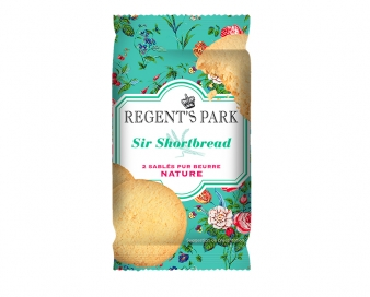 Sir Shortbread Nature en sachet